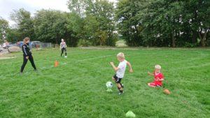 Fodbold i Ejer Bjerge