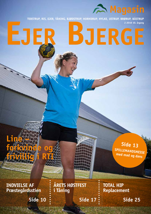 Ejer Bjerge magasin 2018 august