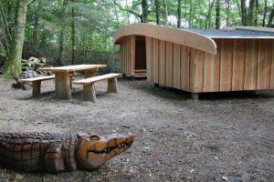 Noas Ark shelter Ejer Bjerge