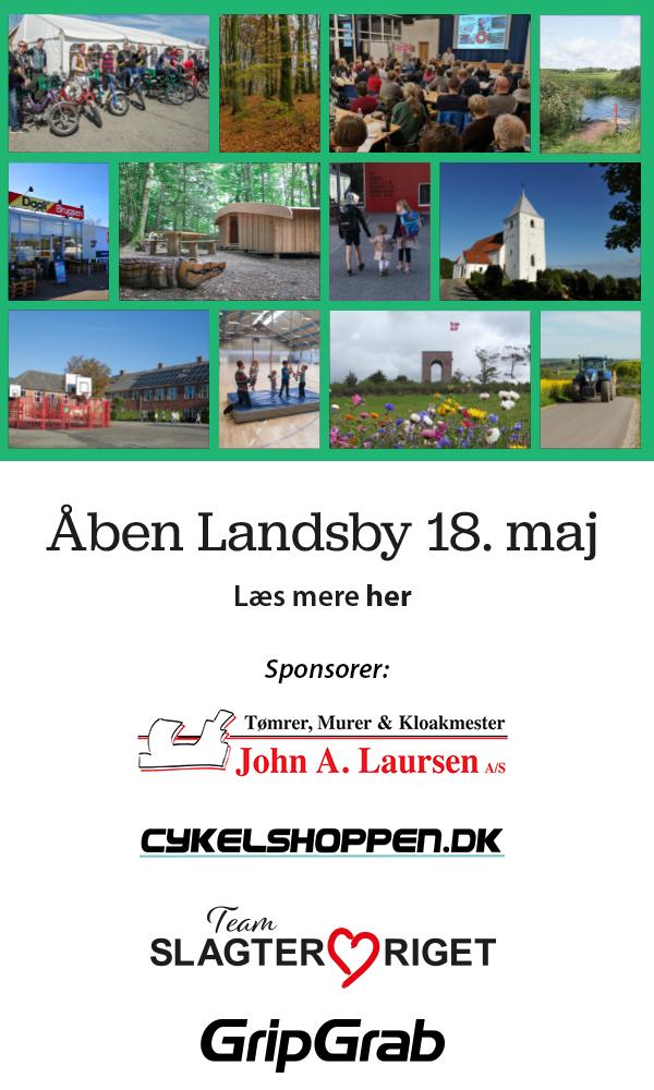 Åbenlandsby 18 maj 2019